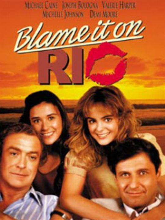 Poster do filme Feitiço no Rio