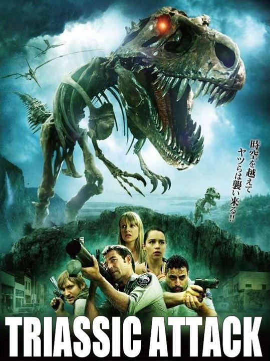 Poster do filme Ataque Triássico
