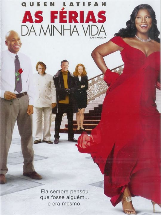 Poster do filme As Férias da Minha Vida