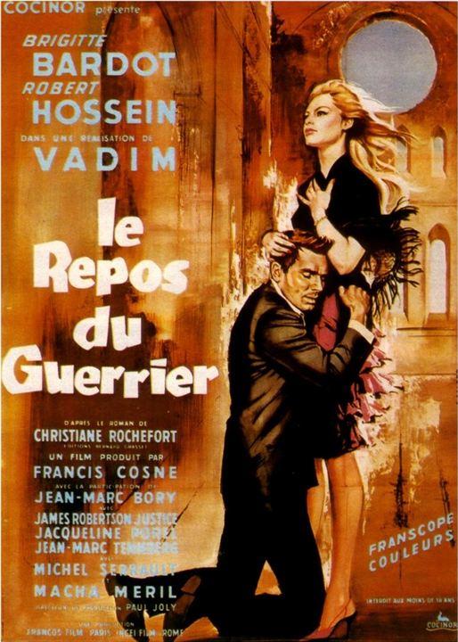 Poster do filme O Repouso do Guerreiro