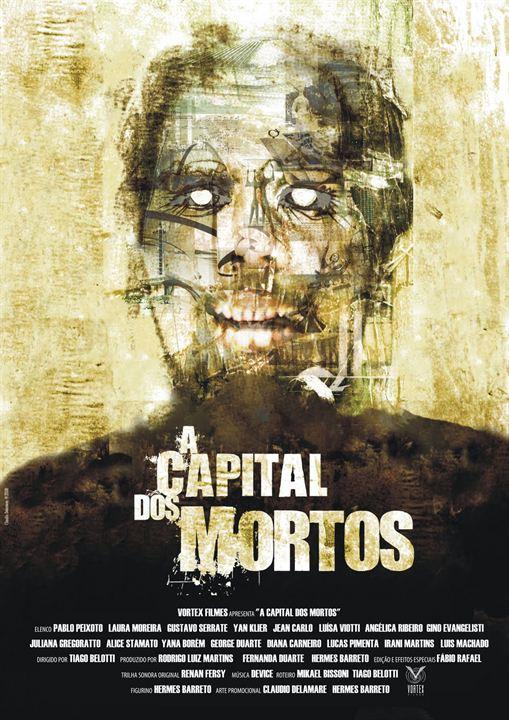 Poster do filme A Capital dos Mortos