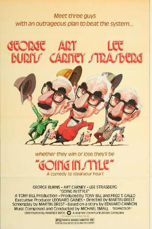 Poster do filme Despedida em Grande Estilo
