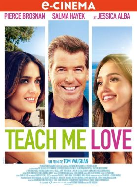 Ensina-me o Amor : Poster