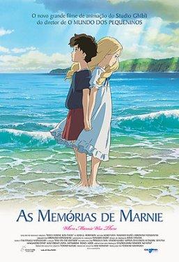 As Memórias de Marnie : Poster