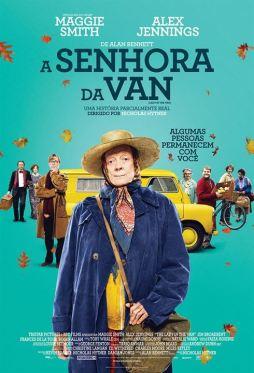 A Senhora da Van : Poster