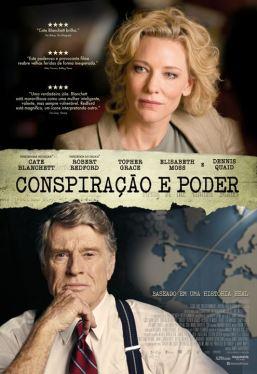 Conspiração e Poder : Poster