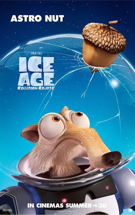 Poster do filme A Era do Gelo: O Big Bang
