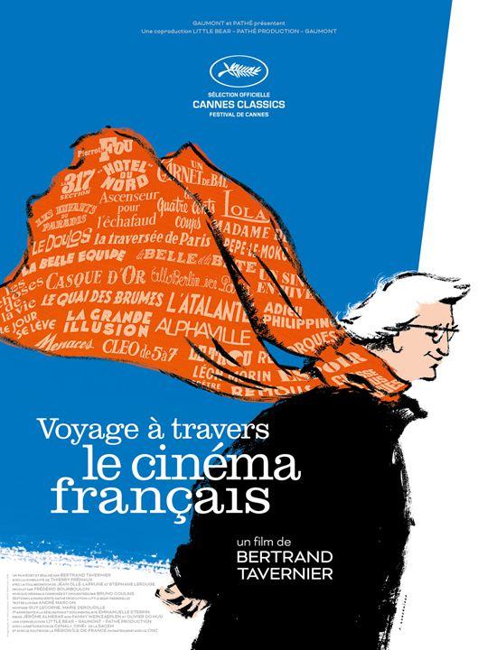 Viagem Através do Cinema Francês : Poster