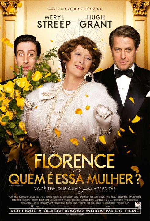 Poster do filme Florence: Quem é Essa Mulher?