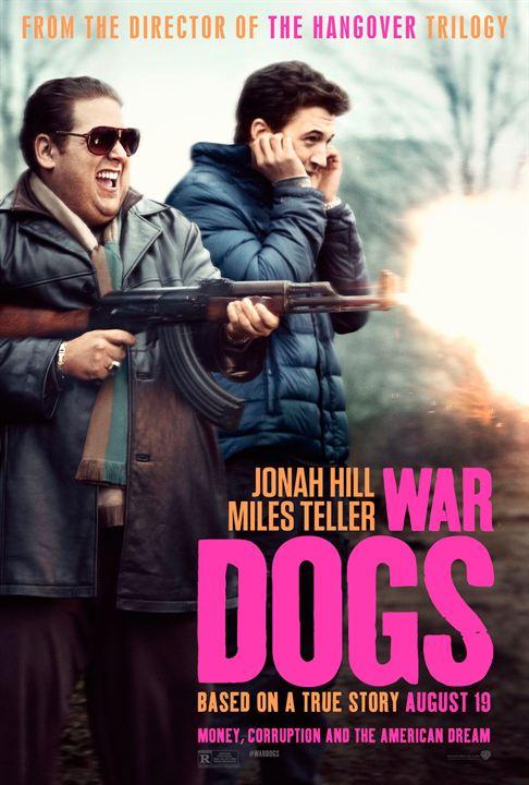 Poster do filme O Cão de Guerra