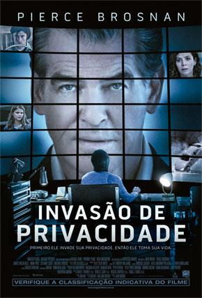 Image result for invasão de privacidade poster