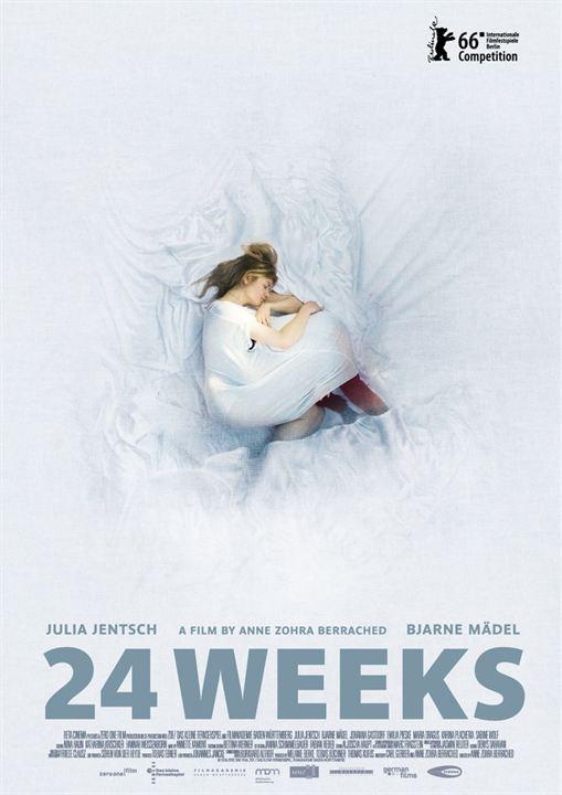 Poster do filme 24 Semanas