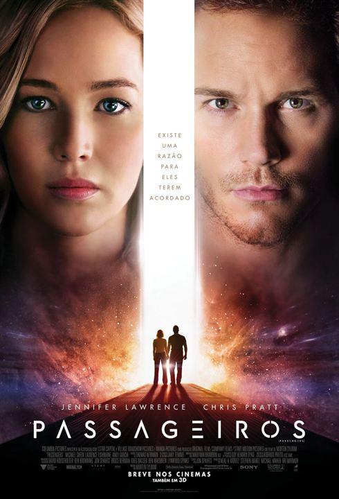 Poster do filme Passageiros
