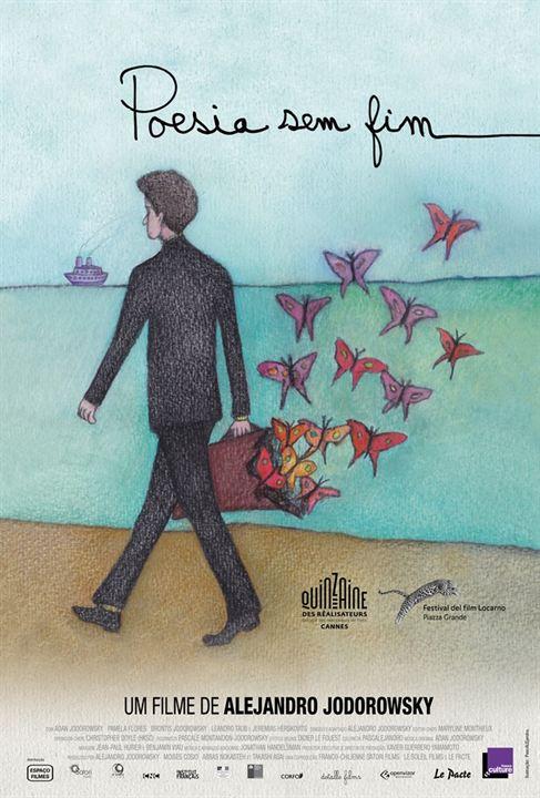 Poesia Sem Fim : Poster