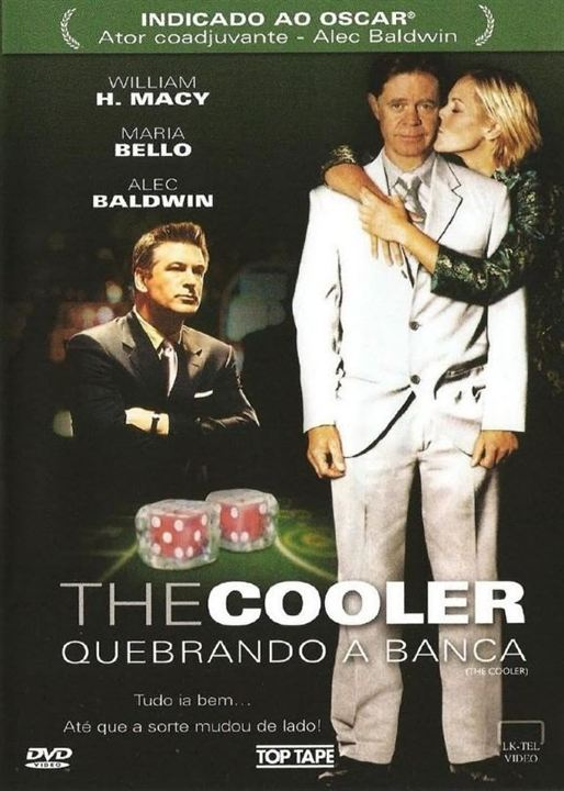 Poster do filme The Cooler - Quebrando a Banca