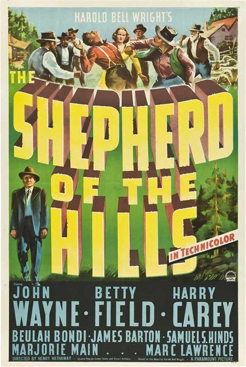 Poster do filme O Morro dos Maus Espíritos