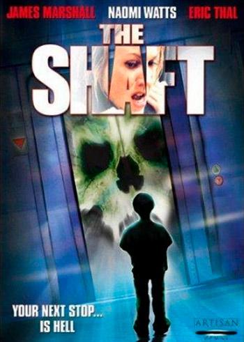 Poster do filme O Elevador da Morte