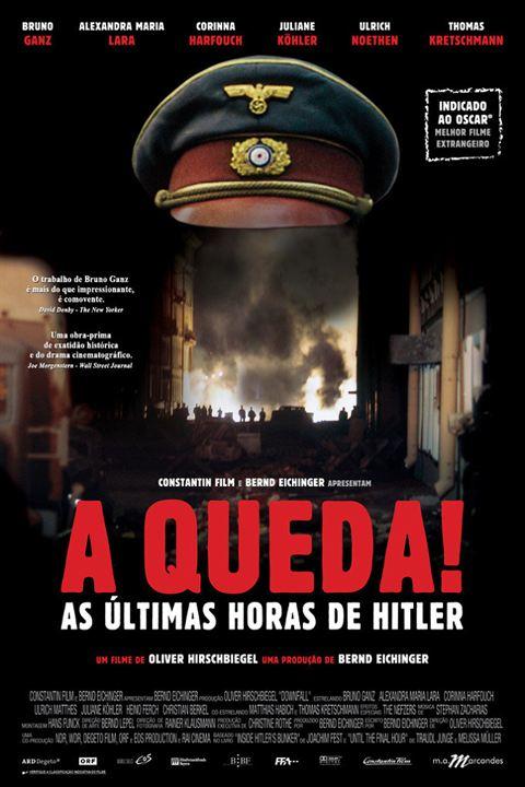 Poster do filme A Queda! As Últimas Horas de Hitler