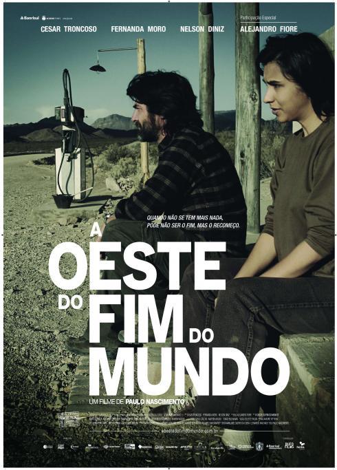 Poster do filme A Oeste do Fim do Mundo