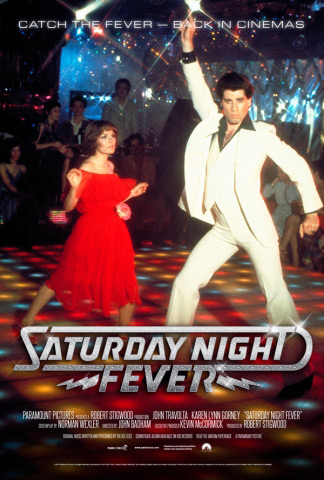 Poster do filme Os Embalos de Sábado à Noite