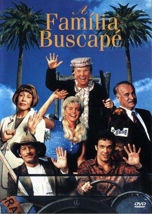 Poster do filme A Família Buscapé