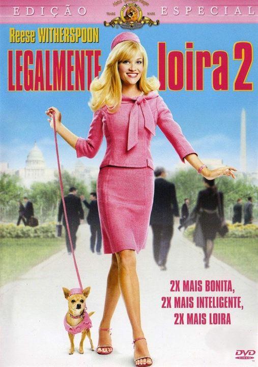 Poster do filme Legalmente Loira 2