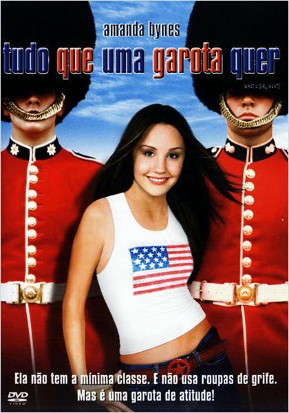 Poster do filme Tudo Que Uma Garota Quer