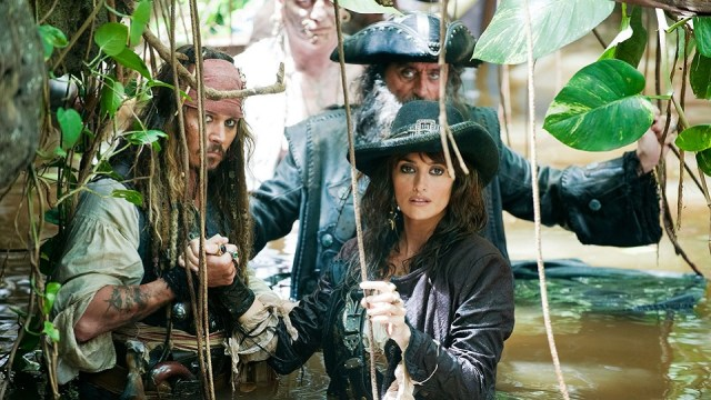 Resultado de imagem para Piratas Do Caribe: Navegando em águas Misteriosas