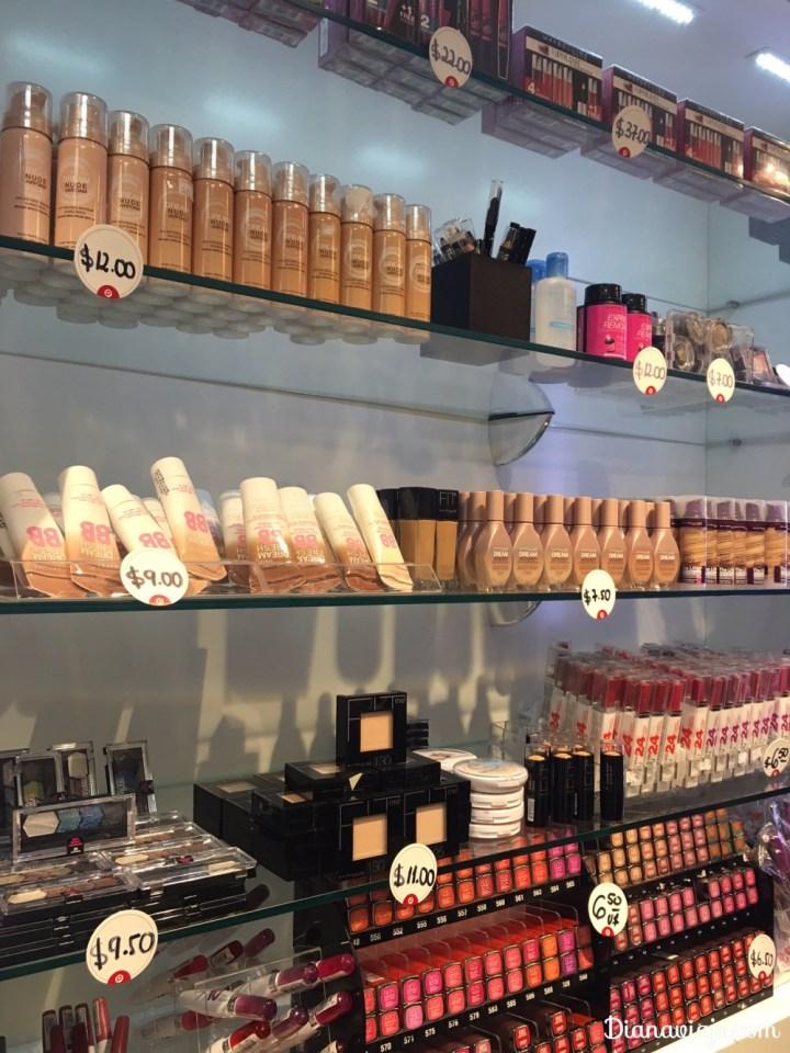 diana-viaja-compras-maquiagem-paraguai