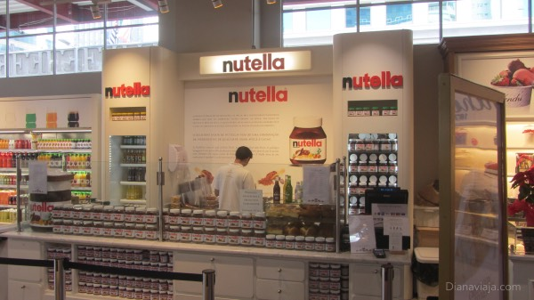 Eataly Nutella