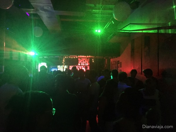Milhouse Hostel festa