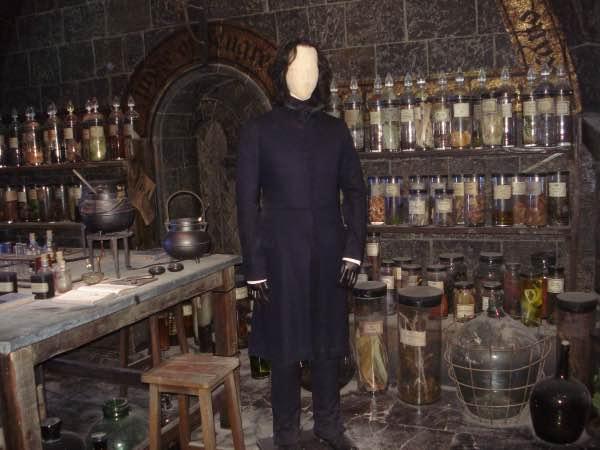 Snape Harry Potter