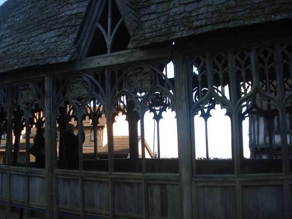 Ponte Hogwarts