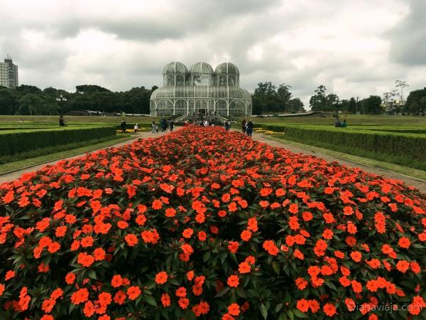 Curitiba Jardim Botânico