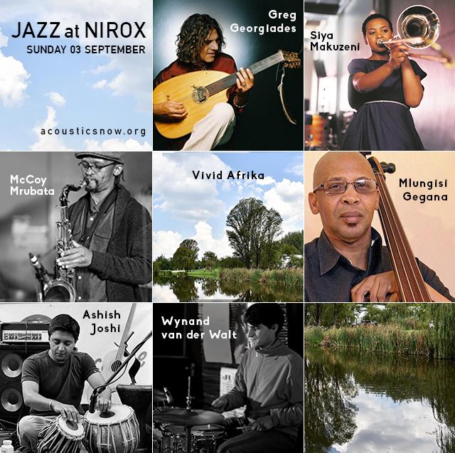 Jazz Concert at NIROX Sculpture Park