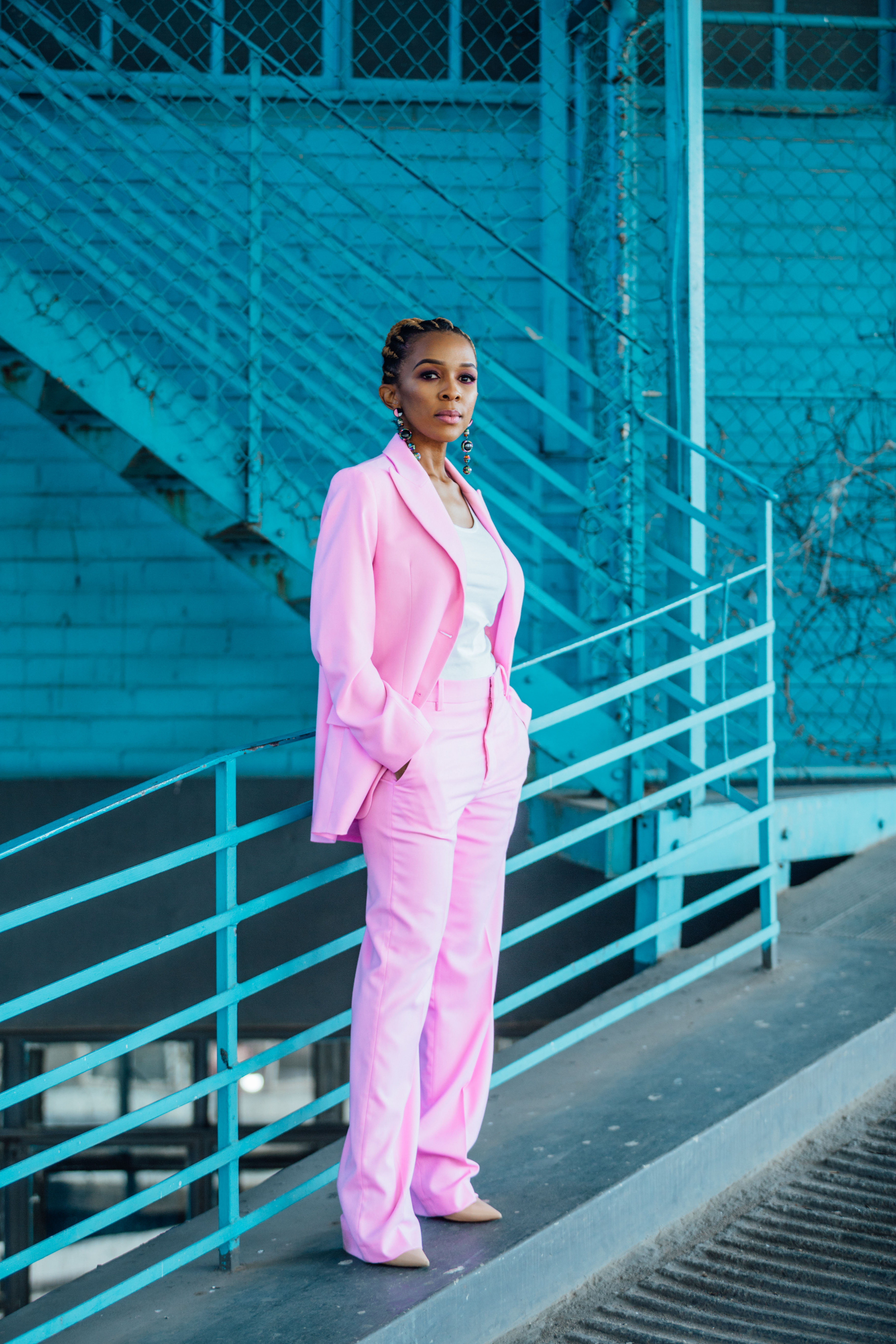Zama Ngcobo launches Leading Citizens, on SABC3 on Monday at 20h30, a business lifestyle programme aimed at invigorating entrepreneurship in South Africa