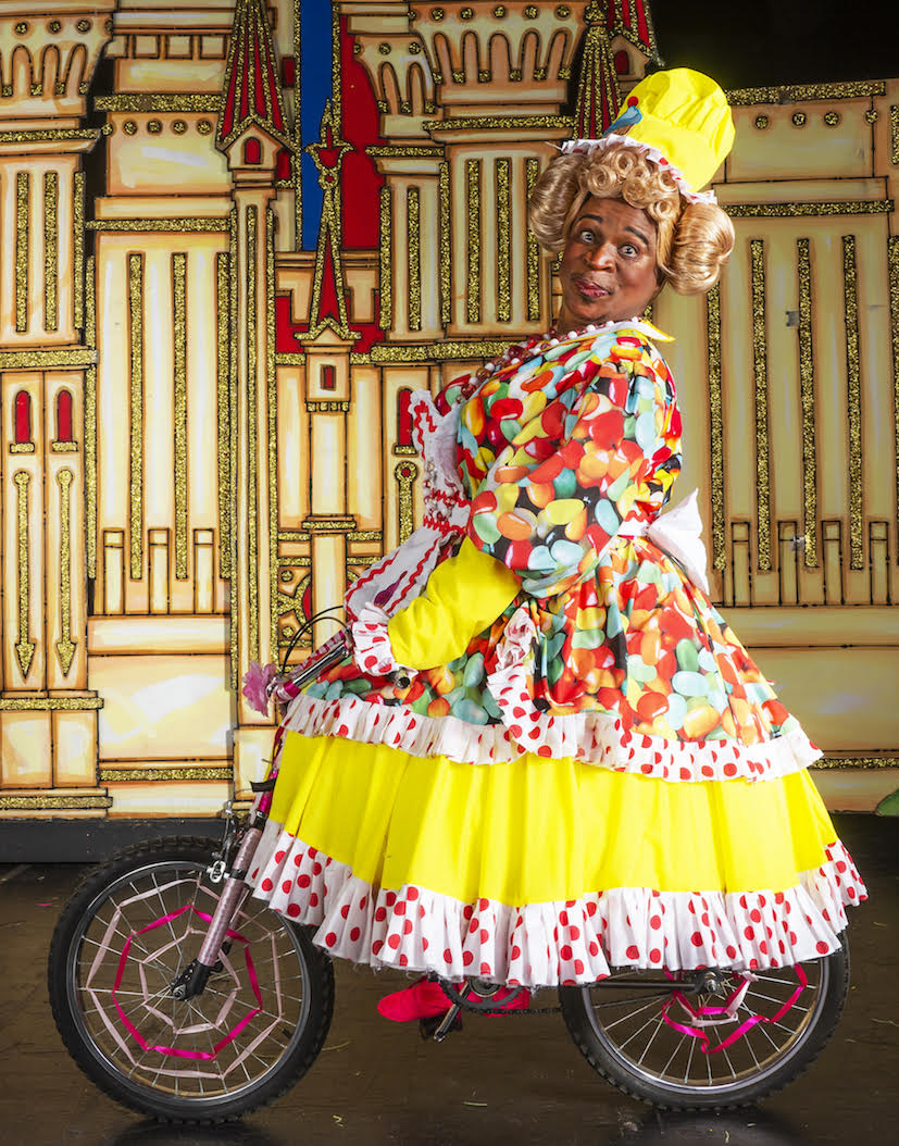 IT'S NEARLY PANTO TIME AGAIN AT JOBURG THEATRE