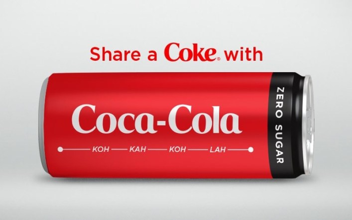 Share a Coke with Coca-Cola® this Summer! What's in a name?