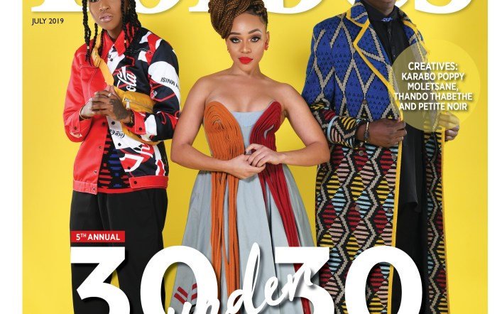 FORBES AFRICA REVEALS 30 UNDER 30 LIST  FOR 2019