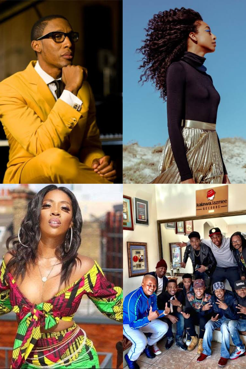 Here's What To Expect at DStv Delicious Festival 2019: Raphael Saadiq, Corinne Bailey Rae, Tiwa Savage, Kalawa Jazmee Artists And Many More.