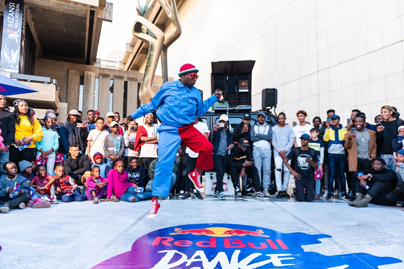Mzansi's Exceptional Street Dancers Battle For A Chance To Go Perform In Paris