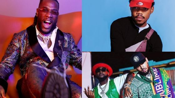 NEW MUSIC: Burna Boy's African Giant, Davido & Chris Brown Collab, The Big Day By Chance The Rapper