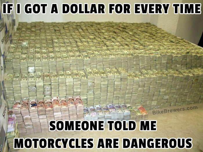 Motorcycles-Dangerous