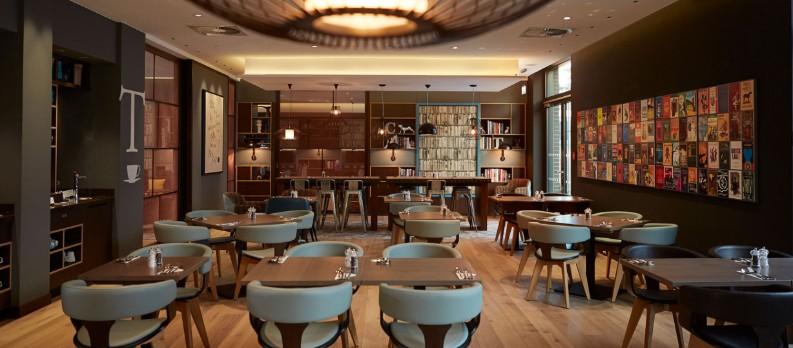 German Restaurant Interior Design