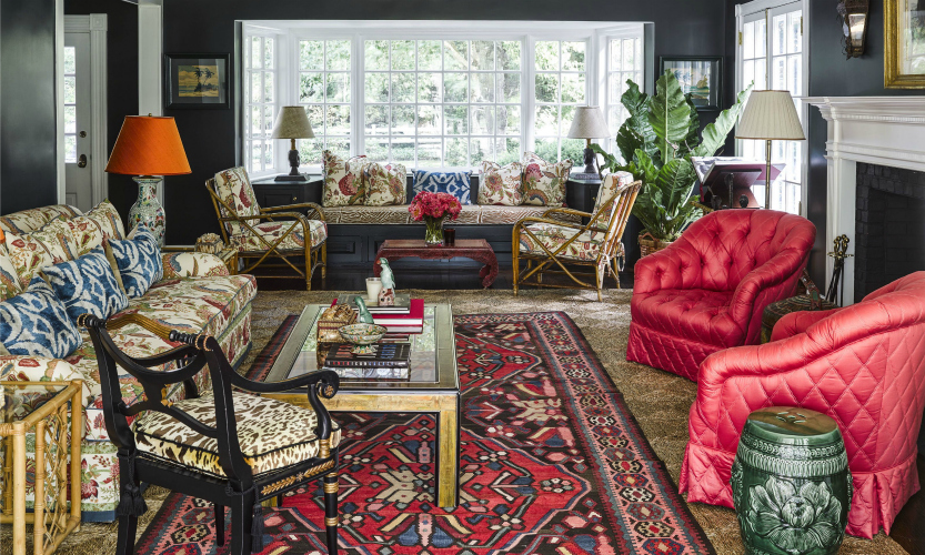 7 Ultrageous Interior Design Tips To Get The Rock Bohemian Style