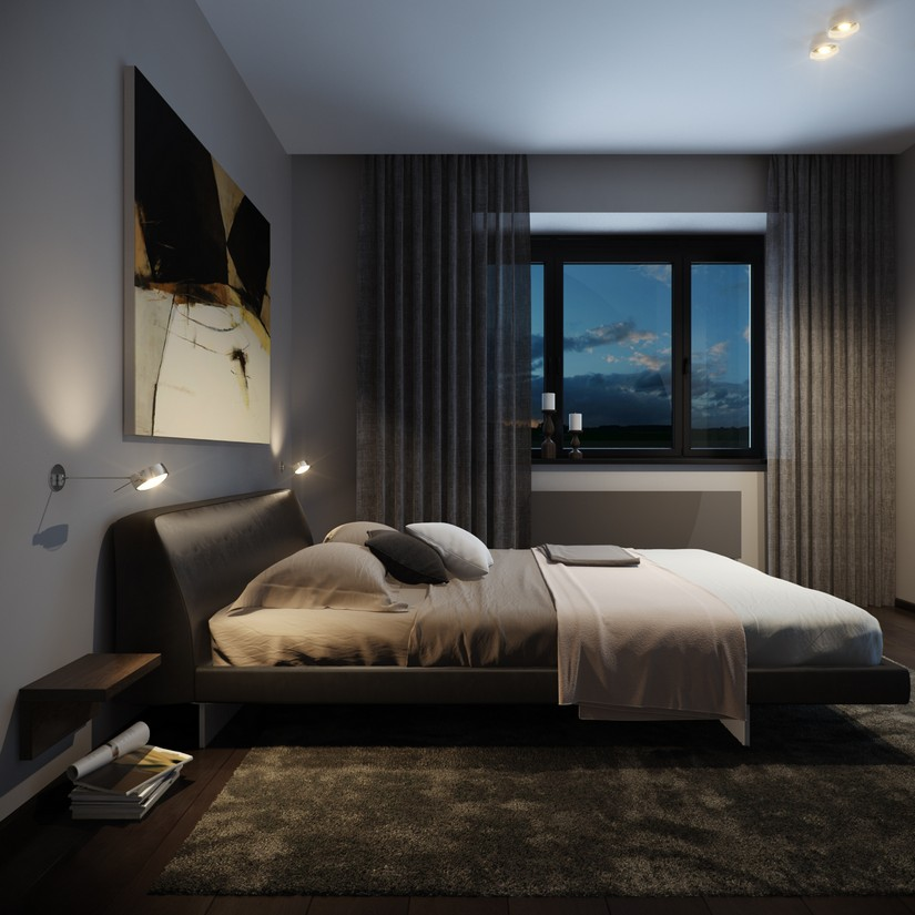 5 Men's Bedroom Decor Ideas For a Modern Look ... on Bedroom Ideas For Guys  id=55664