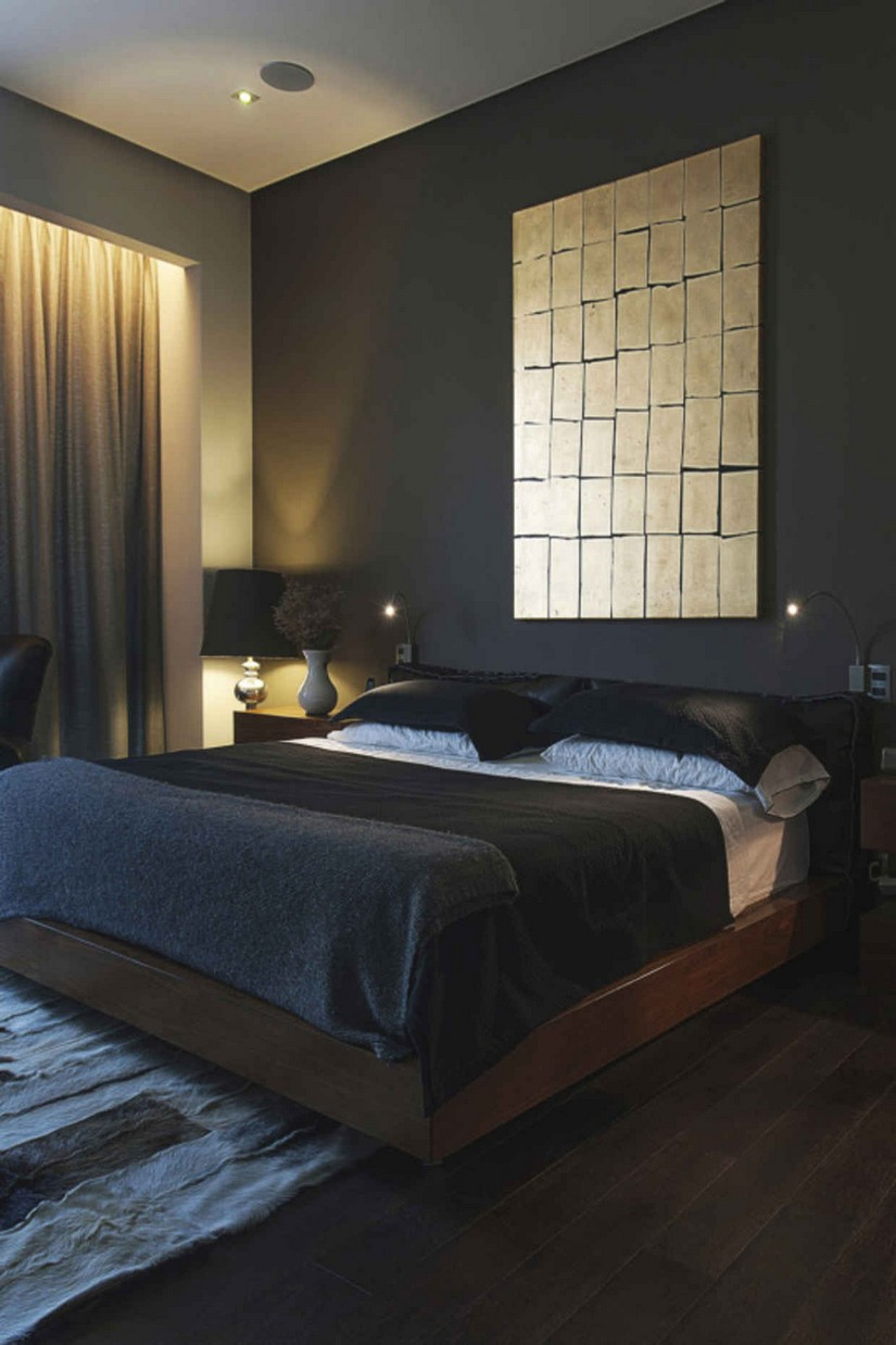 5 Men's Bedroom Decor Ideas For a Modern Look ... on Bedroom Ideas For Guys With Small Rooms  id=84930