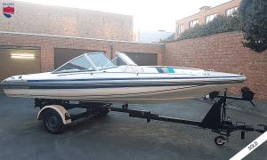 dynatrack boot te koop boat for sale