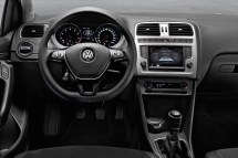 VW Polo Dashboard
