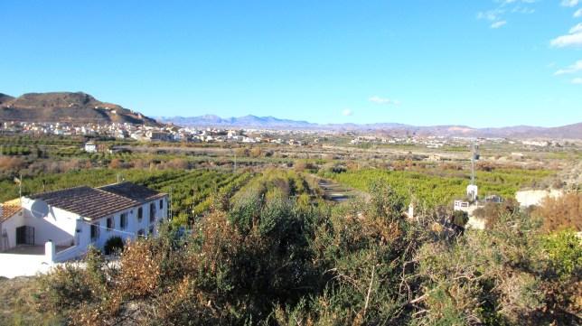 Almanzora Valley
